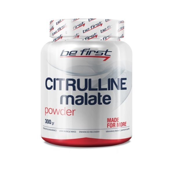 Be First Citruline Malate Powder (300гр)