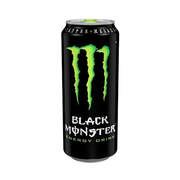 Monster Black (500мл)