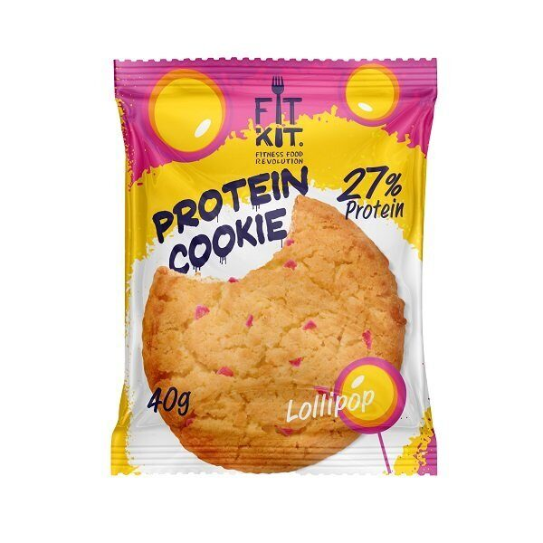 FitKit Protein Cookie (40гр)