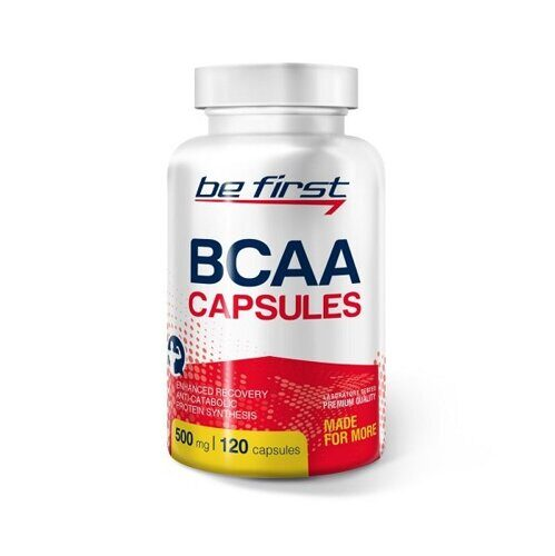 Be First BCAA Capsules (120капс)