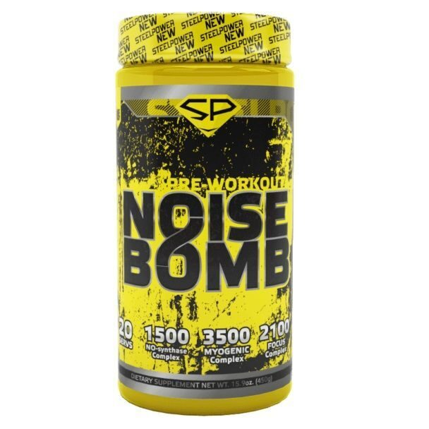 Steel Power Noise Bomb (450гр)