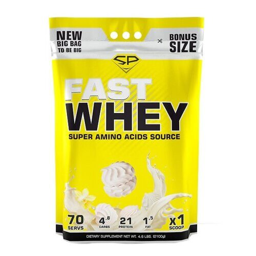 Steel Power Fast Whey (2100гр)