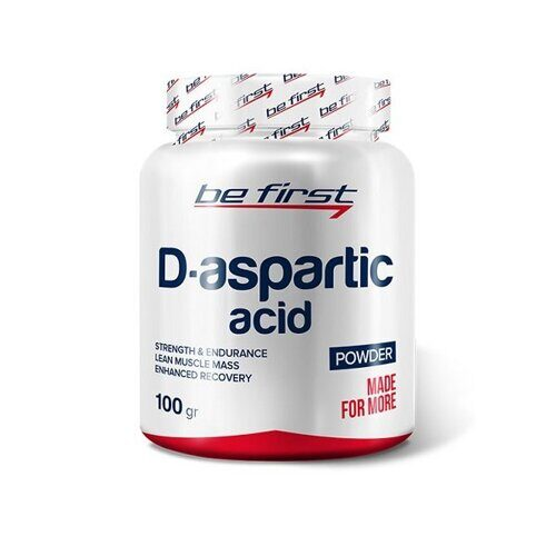 Be First D-Aspartic Acid Powder (100гр)
