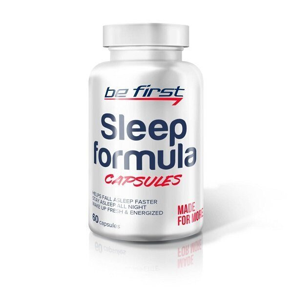 Be First Sleep Formula (60капс)