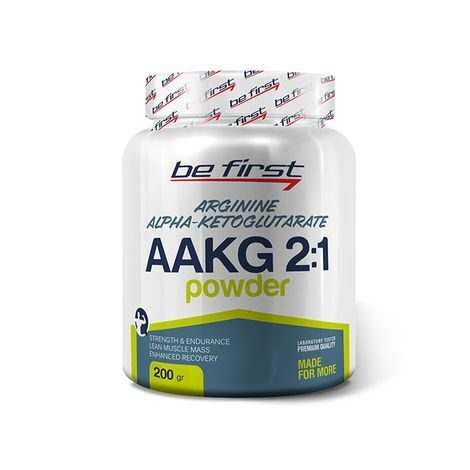 Be First AAKG Powder (200гр)