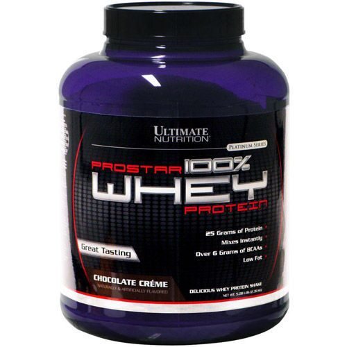 Ultimate Prostar Whey (2270гр)