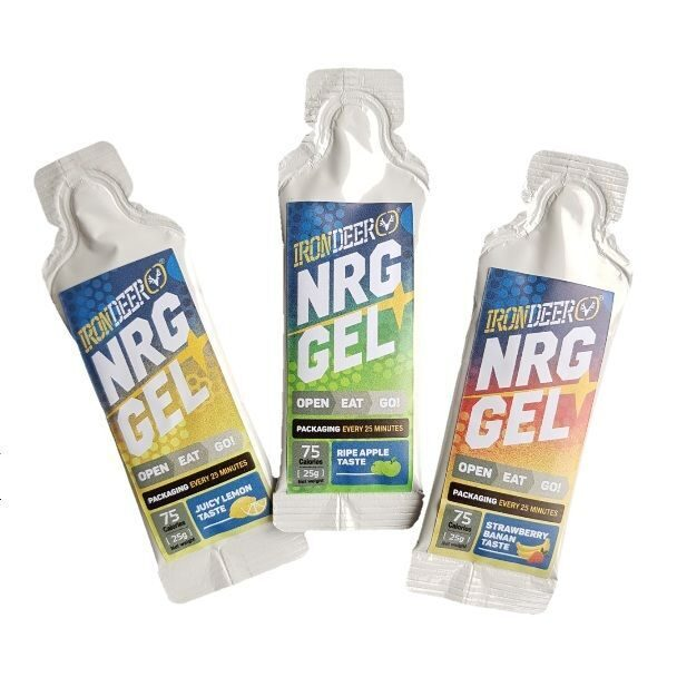 IronDeer NRG Gel (25гр)