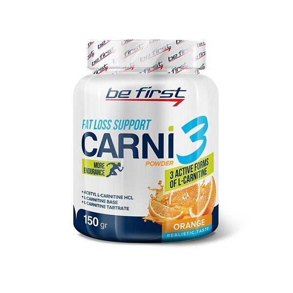 Be First Carni-3 Powder (150гр)