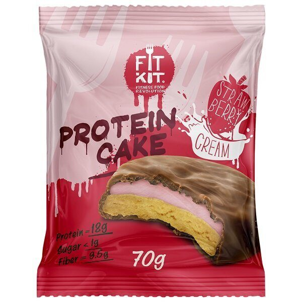FitKit Protein Cake (70гр)