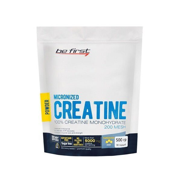 Be First Creatine Micronized (500гр)