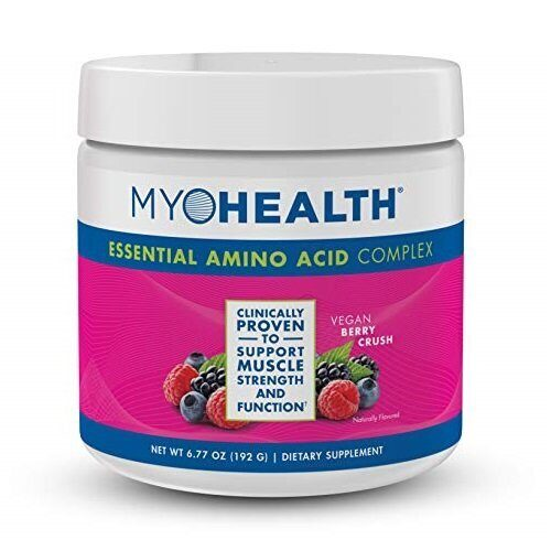 MyoHealth Essential Amino Acid Complex (192гр)