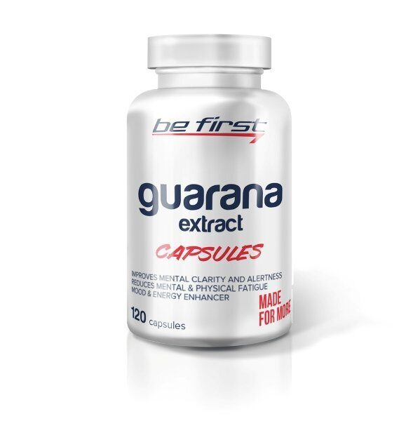 Be First Guarana Extract (120капс)