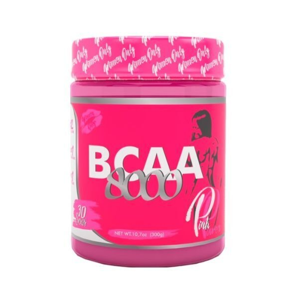 Pink Power BCAA 8000 (300гр)