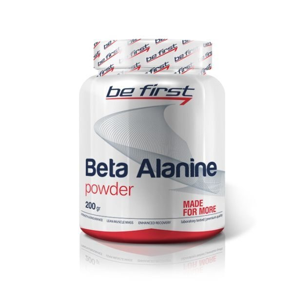 Be First Beta-Alanine Powder (200гр)
