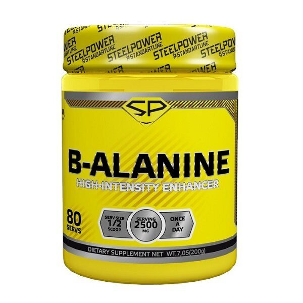 Steel Power B-Alanine (200гр)