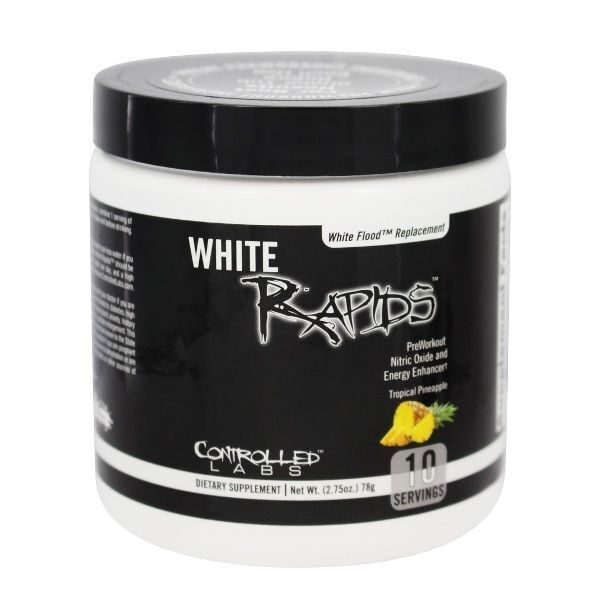 Controlled Labs White Rapids (78гр)