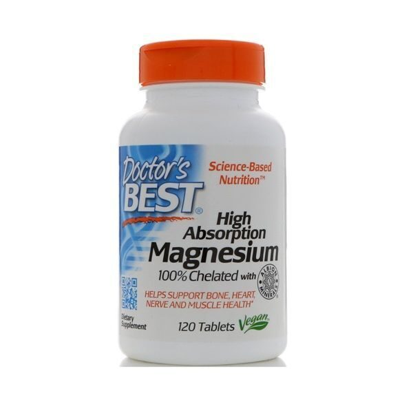 Dr.Best Magnesium High Absorption (120таб)