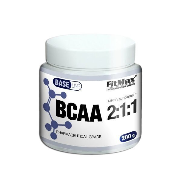 FitMax BCAA 2:1:1 (200гр)