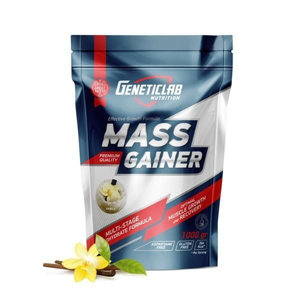 GeneticLab Mass Gainer (1000гр)