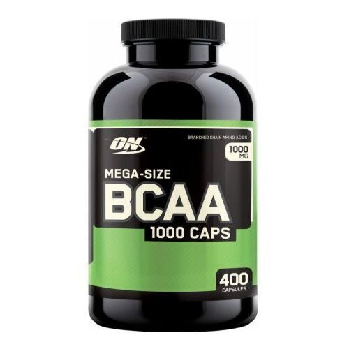 Optimum BCAA 1000 Caps (400капс)