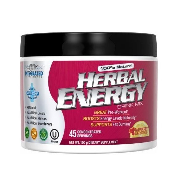 Integrated Herbal Energy Drink Mix (100гр)