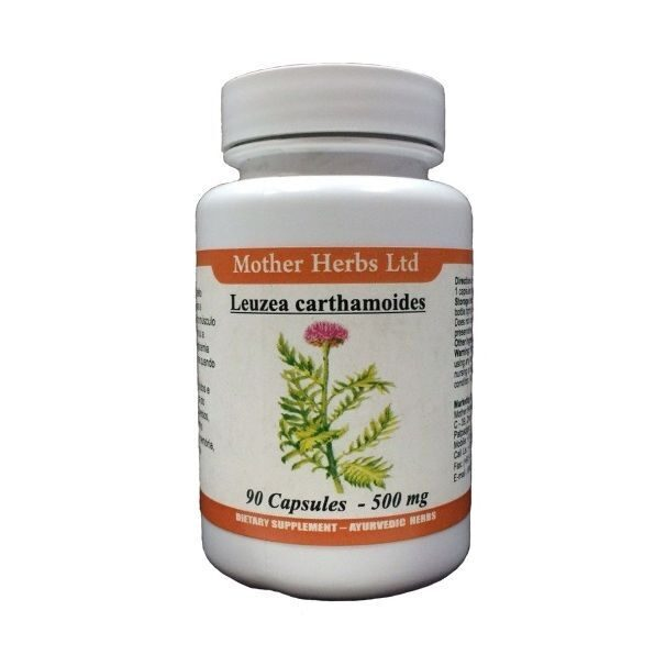 Mother Herbs Leuzea 500 mg (90капс)