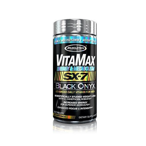 MuscleTech VitaMax SX-7 for Men (120таб)