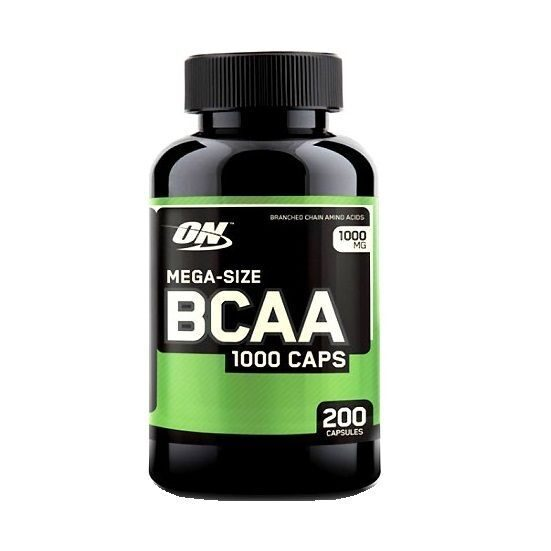 Optimum BCAA 1000 Caps (200капс)