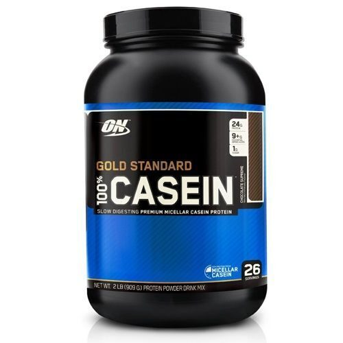Optimum 100% Casein Gold Standard (900гр)