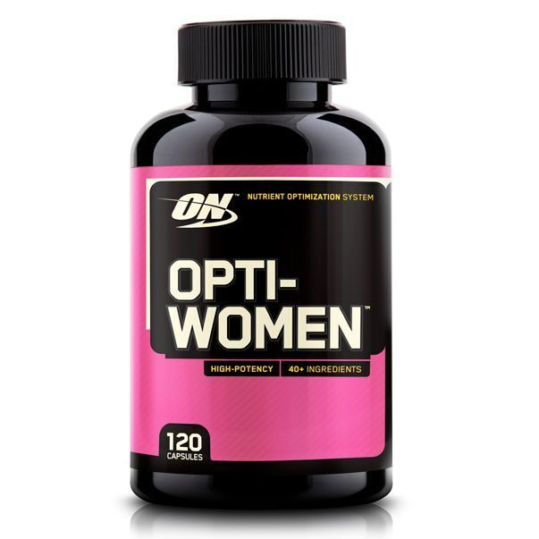 Optimum Opti-Women (120капс)