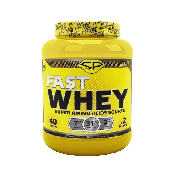 Steel Power Fast Whey (1800гр)