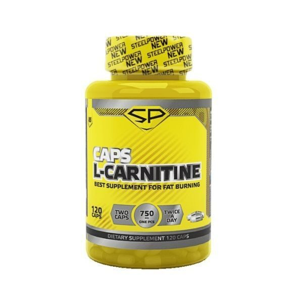 Steel Power L-Carnitine (120капс)