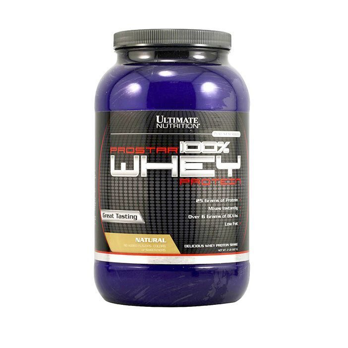 Ultimate Prostar Whey (907гр)
