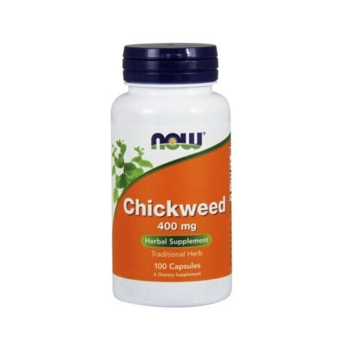 Now Chickweed 400mg (100капс)