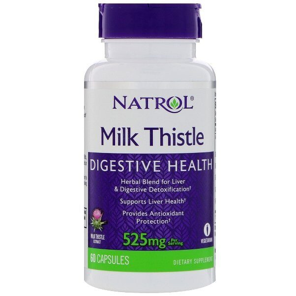 Natrol Milk Thistle (60таб)