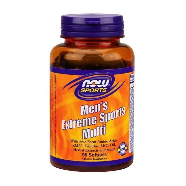 Now Men`s Extreme Sport Multi (90капс)