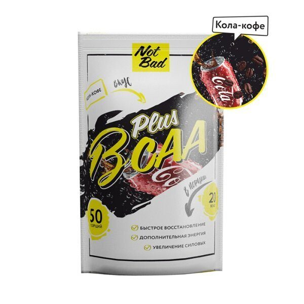 NotBad BCAA Plus (250гр)