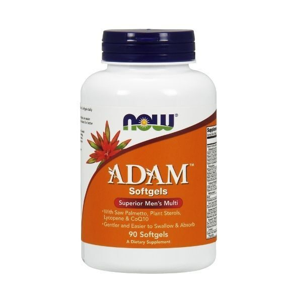Now ADAM Softgels (90капс)