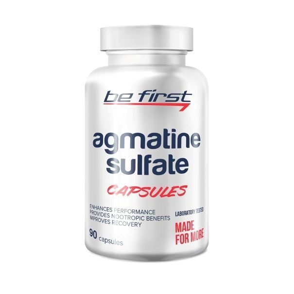 Be First Agmatine Sulfate (90капс)