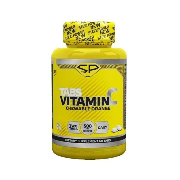 Steel Power Vitamin C (60таб)