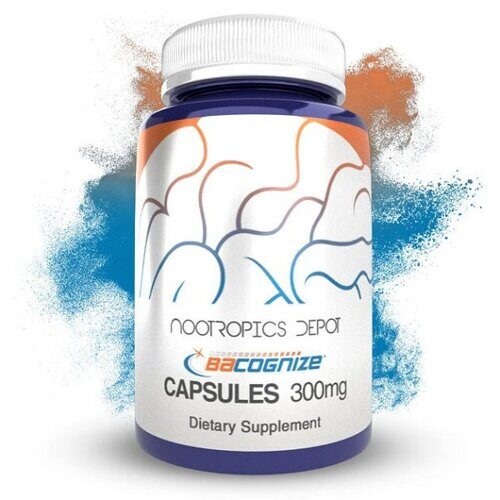 Nootropics BaCognize 300mg (240капс)