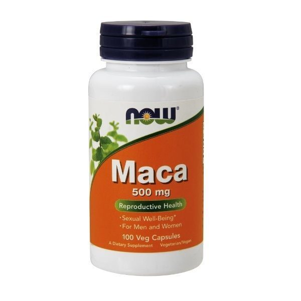 Now Maca 500mg (100капс)