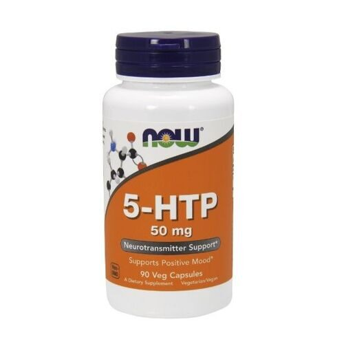 Now 5-HTP 50mg (90капс)