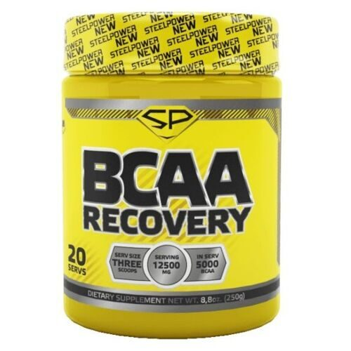 Steel Power BCAA Recovery (250гр)