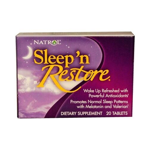 Natrol Sleep`n Restore (20таб)
