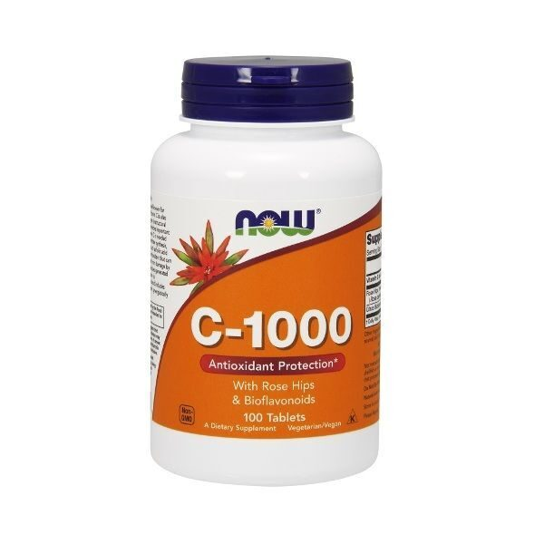 Now C-1000 Tablets (100таб)