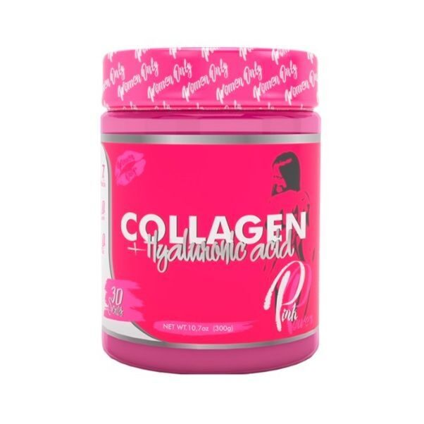 Pink Power Collagen+ (300гр)