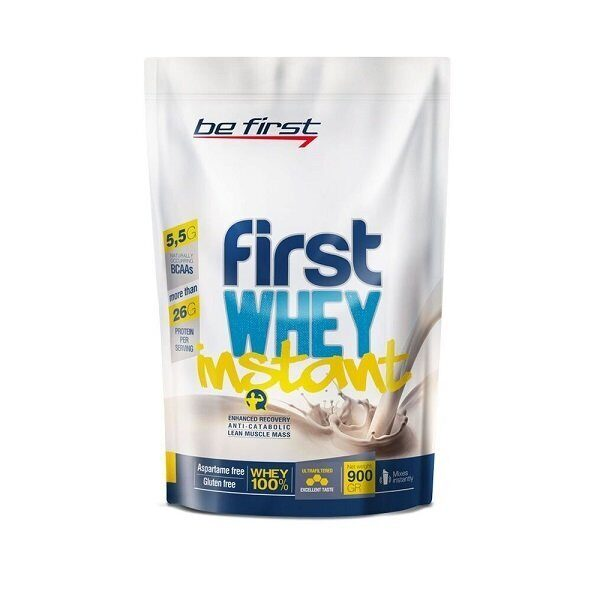Be First First Whey Instant (900гр)