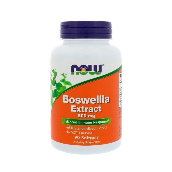Now Boswellia Extract 500 mg (90капс)