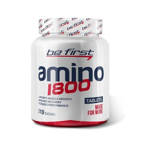 Be First Amino 1800 (210таб)